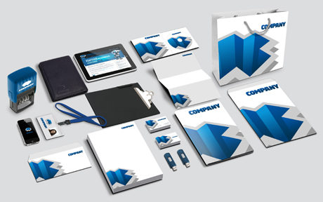 Corporate Identity Mockup By GemGfx
