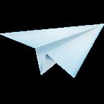 موشک کاغذی / Paper Plane