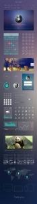 iOS 7 UI Kit