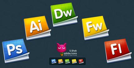 آیکونهای ادوبی / Adobe Icons