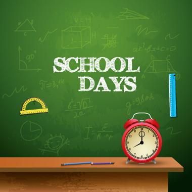 روزهای مدرسه / School Days