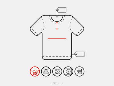آیکونهای تیشرت / T-Shirt Icons