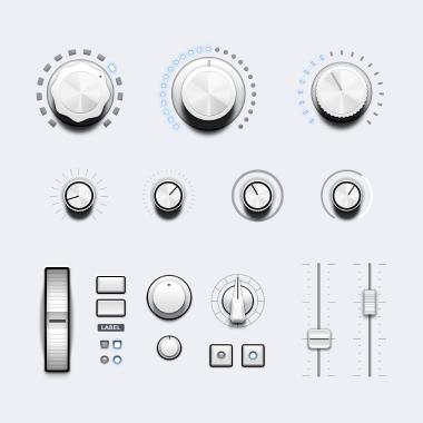 کنترلهای صدا / Audio Controls