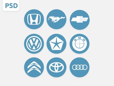 لوگوهای ماشین / Car Logos