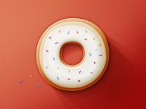 دونات / Donut