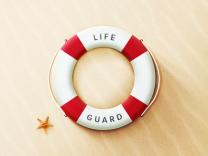 حلقه شناور / Lifebuoy