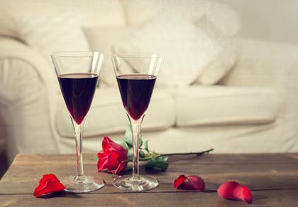 شامپاین روز والنتاین / Valentine's Day Champagne