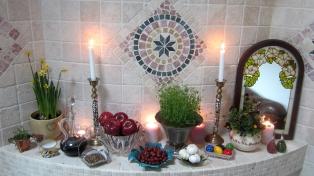 آلبوم تصاویر هفتسین نوروزی ( ۱۳۹۳ )