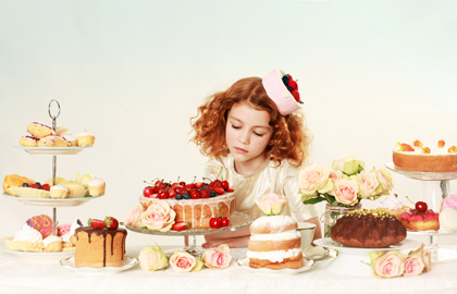 کیک تعطیلات / Holiday Cake