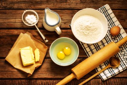 پختن کیک / Baking Cake