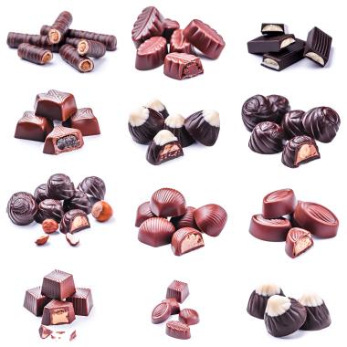 شیرینیهای شکلاتی / Chocolate Sweets