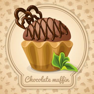 مافین شکلاتی / Chocolate Muffin