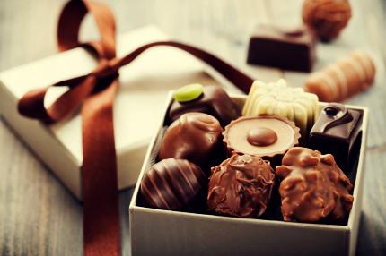 شکلاتهای مغزدار