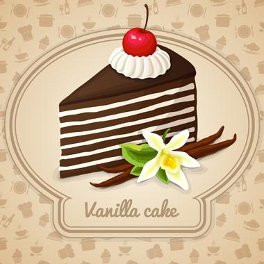کیک وانیلی / Vanilla Cake