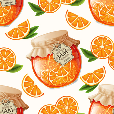 مربّای پرتقال / Orange Jam