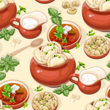 غذای سنّتی اوکراین / Ukrainian Traditional Food