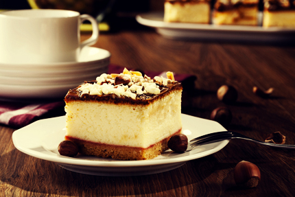 کیک پنیر / Cheesecake