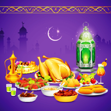 غذاهای خوشمزه برای افطار ( ماه مبارک رمضان )