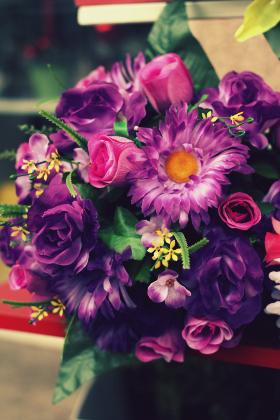 گلهای درخشان / Shiny Flowers