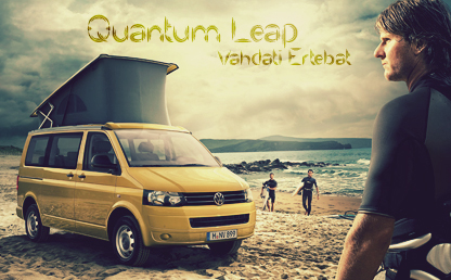 Quantum Leap By Weknow