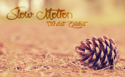 Slow Motion By Maellle Keita