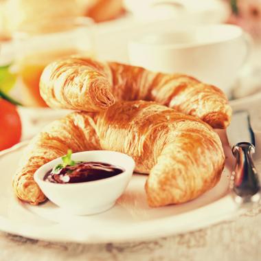 کروسانتهای خوشمزه / Delicious Croissants
