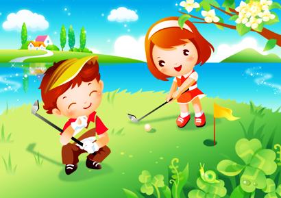 گلف / Golf