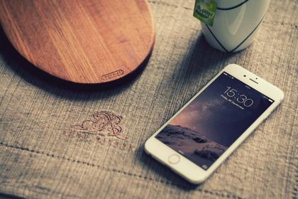 پیکرنمای تصویر آیفون ۶ / iPhone 6 Photography MockUp