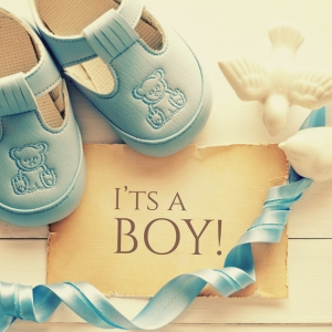 Baby Birthday Gift - Boy