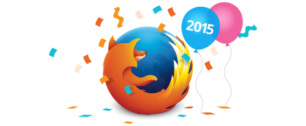 Firefox - Happy New Year
