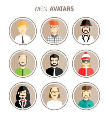آواتارهای مردان / Men Avatars
