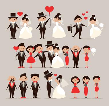 Wedding Couples By Freepik