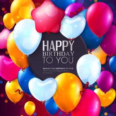 کارت تبریک تولّد / Happy Birthday Card