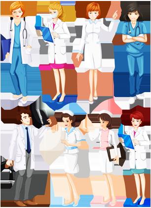 دکتران و پرستاران / Doctors & Nurses
