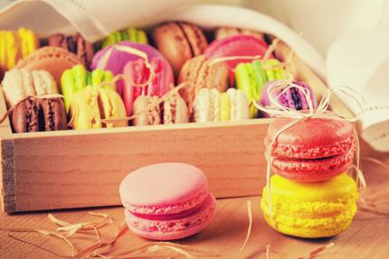 ماکارون ، شیرینی فرانسوی