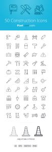 آیکونهای ساخت و ساز آیاواس / iOS Construction Icons