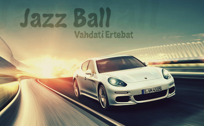 Jazz Ball By Cyril Mikhailov