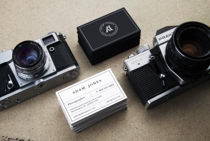 دوربینهای قدیمی و کارتهای ویزیت / Vintage Cameras & B-Cards
