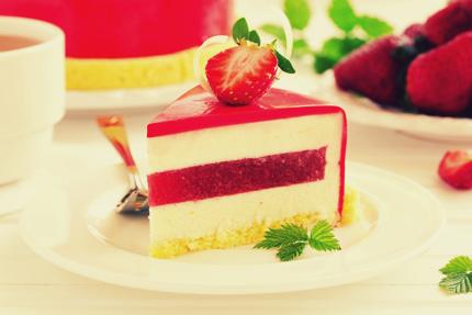 دسرها با توتها / Desserts With Berries