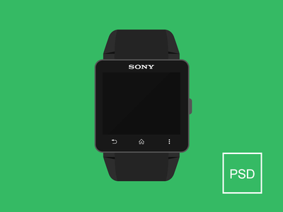 ساعت هوشمند سونی / Sony Smart Watch