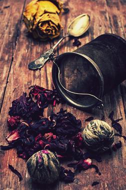 چایهای خشک / Dry Teas