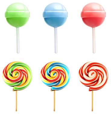 آبنبات چوبی / Lollipop