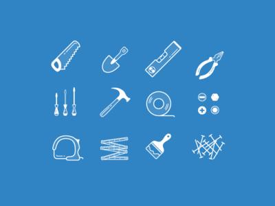 آیکونهای ابزارها / Tools Icons