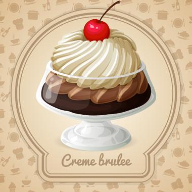 کرم بروله / Creme Brulee