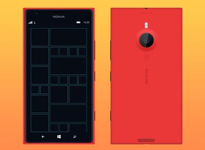 نوکیا لومیا ۱۵۲۰/ Nokia Lumia 1520