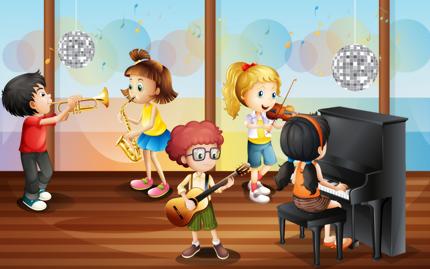 بچهها و موسیقی / Children And Music