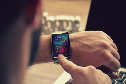 ساعت هوشمند سامسونگ / Samsung Smartwatch