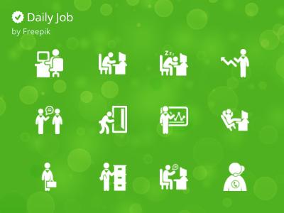 کار روزانه / Daily Job