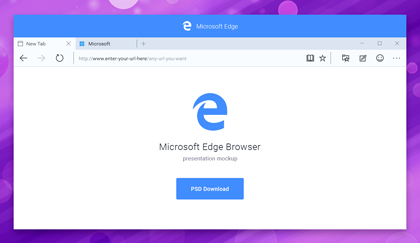 Microsoft Edge Browser By EpicPxls
