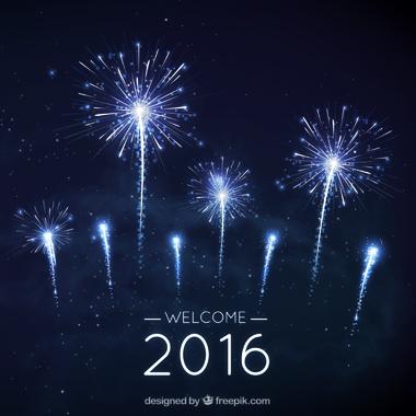 آتشبازیهای سال نو / New Year Fireworks